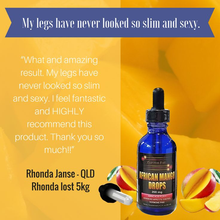 """""""What an amazing result. My legs have never looks so slim and sexy. I feel fantastic and HIGHLY recommend this product. Thankyou so much!!"""" Rhonda Janse from Queensland shared with us her experience with our program where she lost 5kg.   #africanmangodrops #zapthefat #testimonial"""
