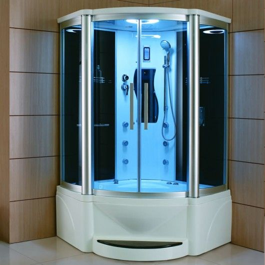 Enjoy The Pleasures Of Ariel 609P Steam Shower In Your Own Home These Units