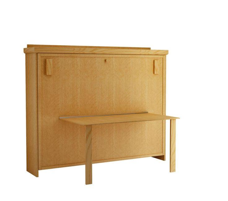 1000 ideas about horizontal murphy bed on pinterest hideaway bed murphy beds and guest bed - Pinterest murphy bed ...
