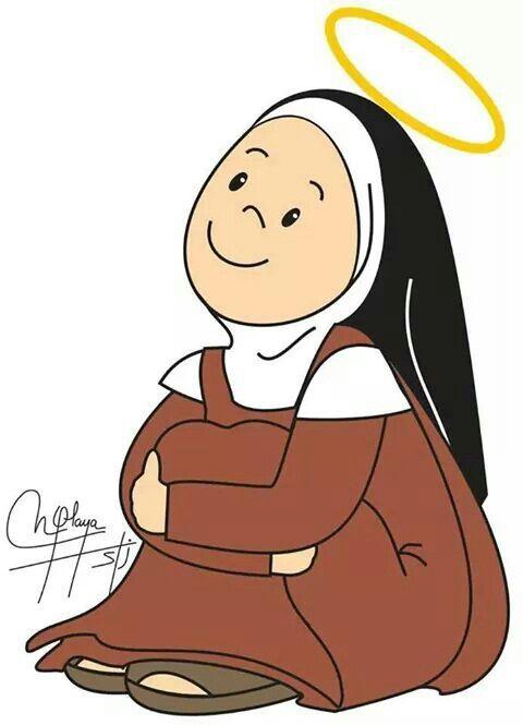 Santa Teresa de Jesús, ella vivía enamorada de JESÚS