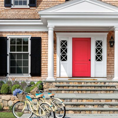 25 mini makeovers give your homeu0027s exterior a serious facelift by painting