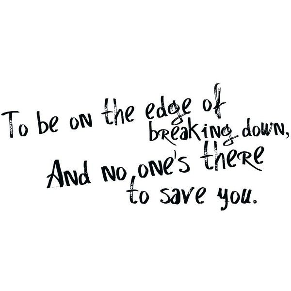 Welcome To My Life by Simple Plan quote made by me ❤ liked on Polyvore
