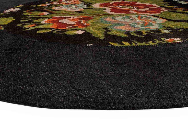 carpet round cm. 208 canapa crystal swarowski kilim turkish prices yacht furniture store design manufacturer online shop shipment