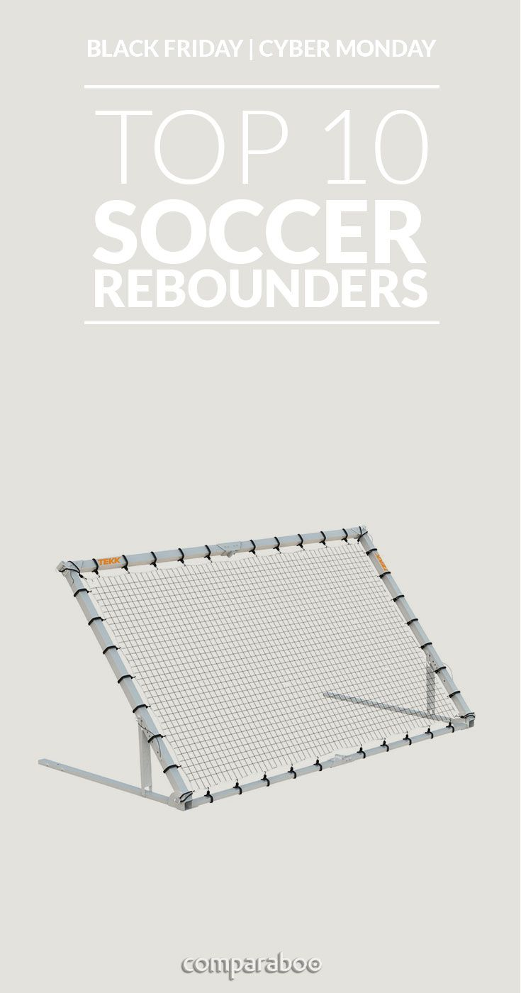 Practice without breaking the house. Check out the best soccer rebounders in the world on www.comparaboo.com | @comparaboo
