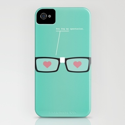 You Fog My Spectacles iPhone Case iphone