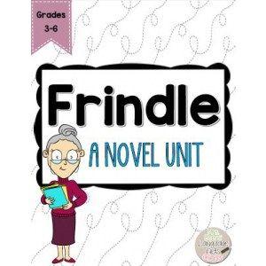 Frindle Novel Unit