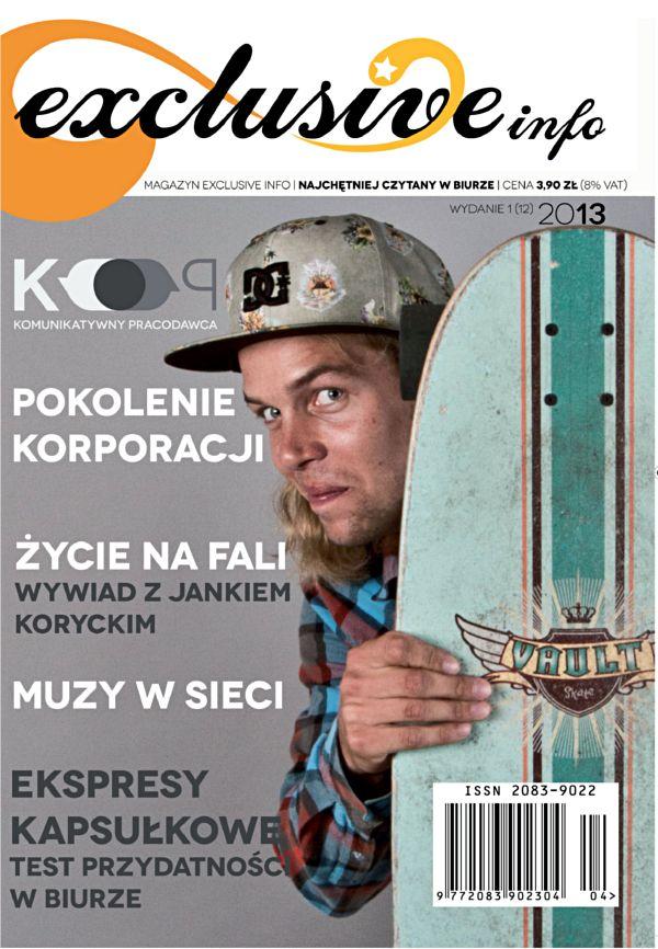 Magazyn Exclusive Info - Okładka 1 2013 (12)