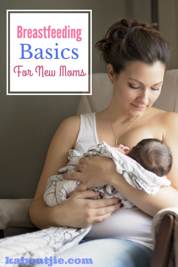 Breastfeeding Basics for New Moms.  Breastfeeding does not come naturally to most mothers, there is a technique to getting it right. Here are some breastfeeding basics for new moms.  #guestpost #breastfeeding #breastfeedingbasics #breastfeedingsupport #lalecheleague