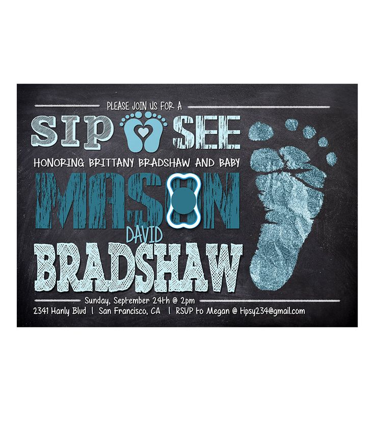 Baby Boy Sip and See Invitation / Sip and See Invitation / Baby Shower Invitation / Sip N See Baby Shower / Baby Boy Shower Invitation by partyprinters on Etsy https://www.etsy.com/listing/244580165/baby-boy-sip-and-see-invitation-sip-and