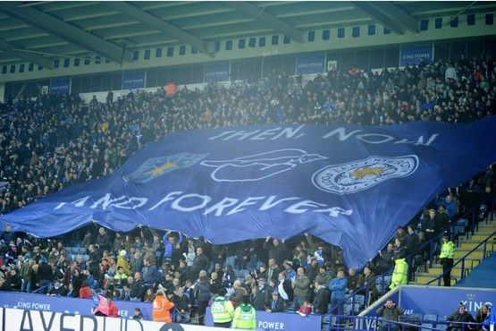 Leicester City 2, Chelsea 1, in pictures