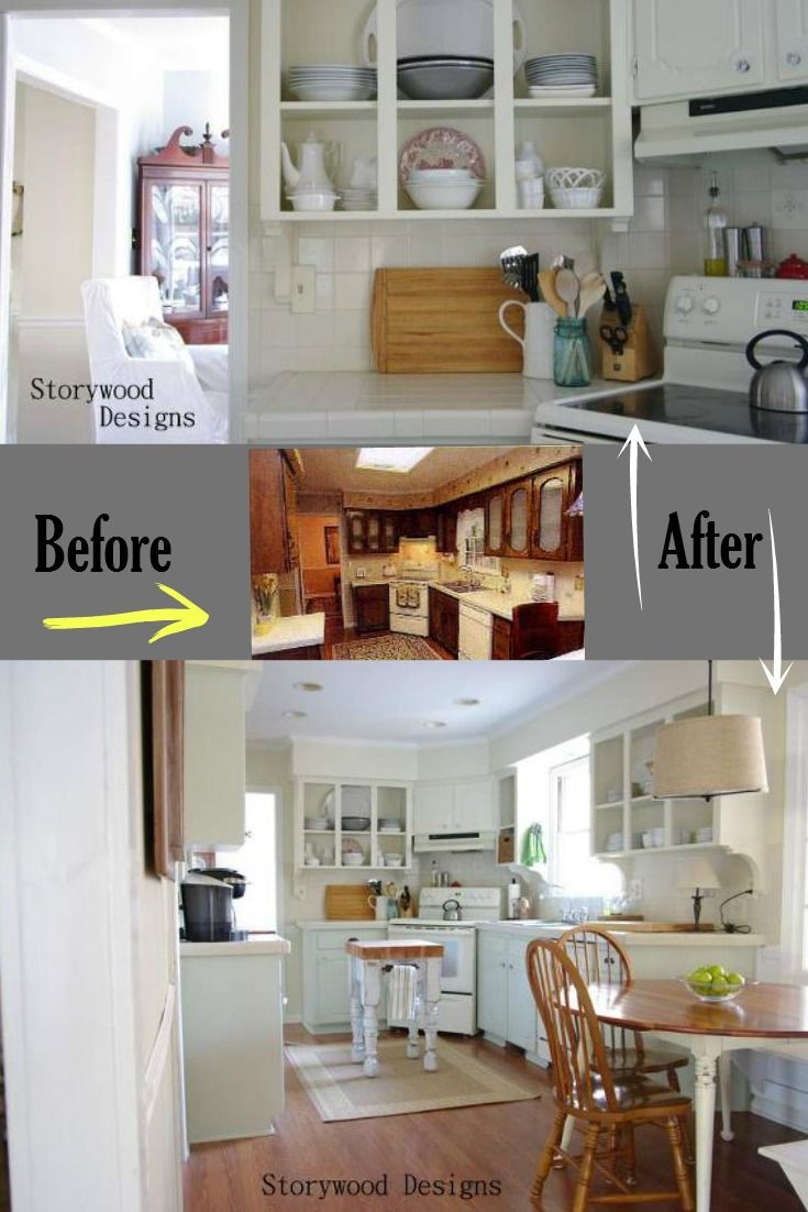 27 best farmhouse love images on pinterest farmhouse kitchen transforming my kitchen using paint paint and more paint home design