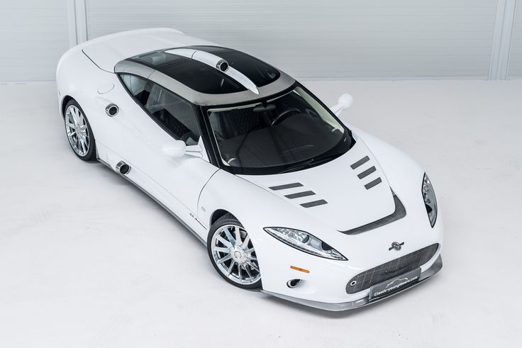 2011 Spyker C8 Aileron (1 of only 5)