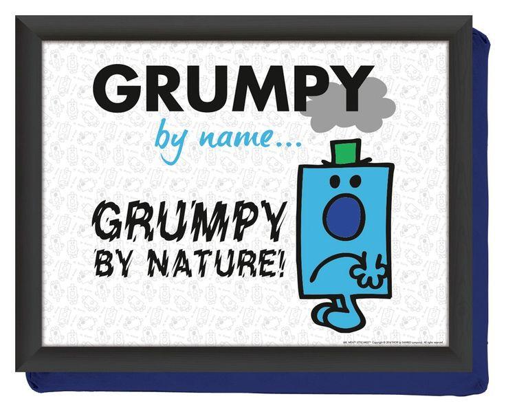 Mr Men and Little Miss Mr Grumpy Lap tray