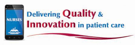 National Nurses Week: May 6 - 12, 2013 - Delivering Quality and Innovation in Patient Care