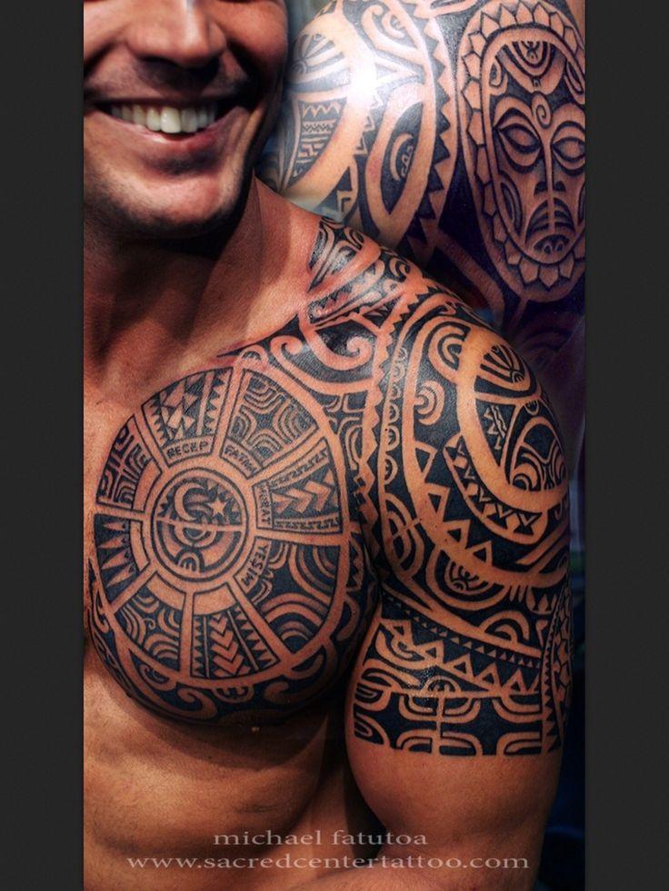Best 25+ Tribal sleeve tattoos ideas on Pinterest | Tribal sleeve ...