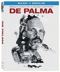 Amazon.com: De Palma [Blu-ray + Digital HD]: Brian De Palma, Noah Baumbach, Jake Paltrow: Movies & TV