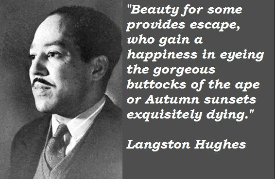Langston Hughes Quotes and Poems on Love Love quotes for