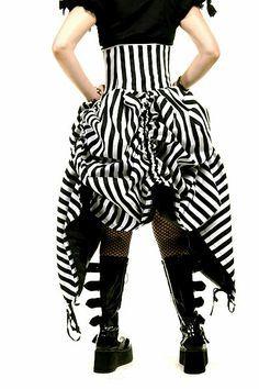 Image result for female beetlejuice cosplay