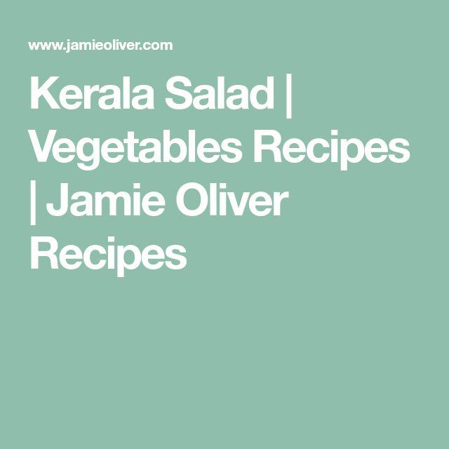 Kerala Salad | Vegetables Recipes | Jamie Oliver Recipes