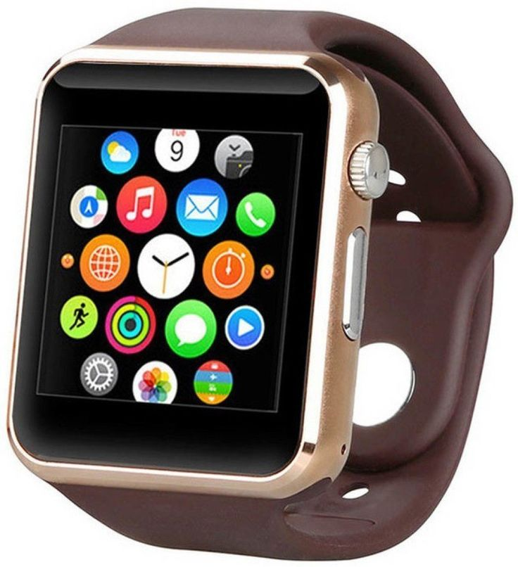 Supreno Golden A1 Bluetooth <b>Smart Watch Sport</b> Sim Card And TF ...