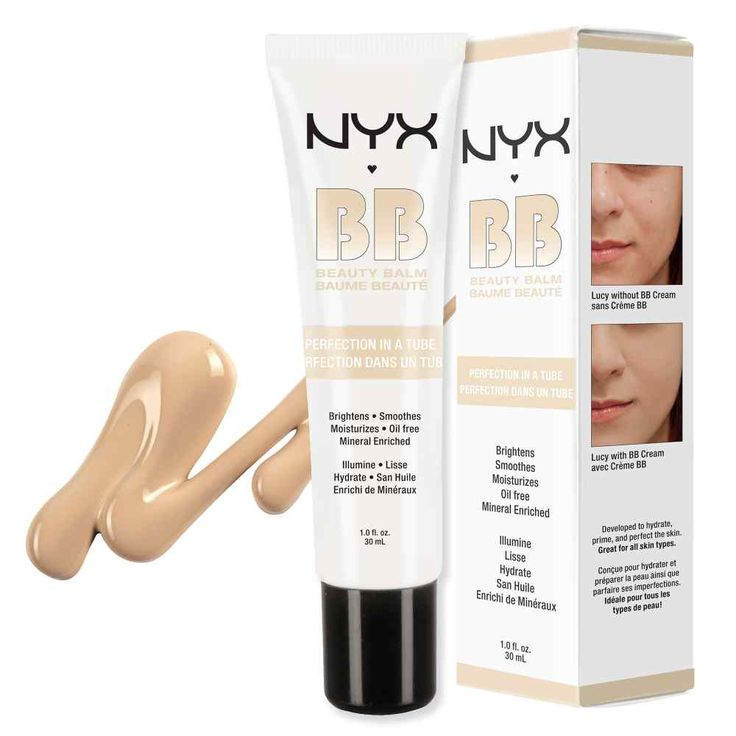 BB CREAM | NYX COSMETICS in Nude for a possible summer time makeup