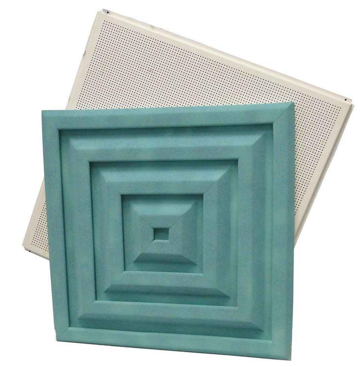 Pannello fonoassorbente Tiles #pannelli #fonoassorbenti #magiacustica Soundproof panel - Model Tiles #soundproof #panels