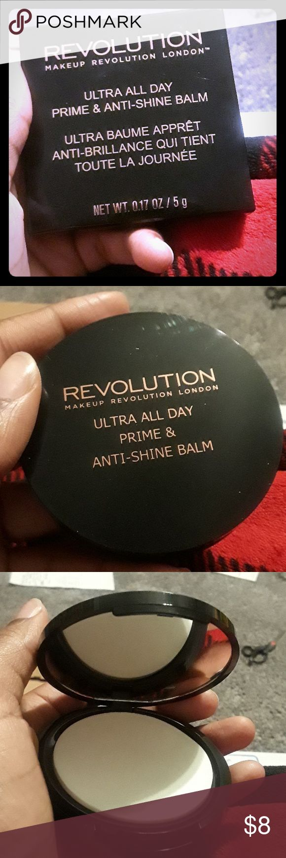 Revolution antishine balm Ultra all day prime and anti