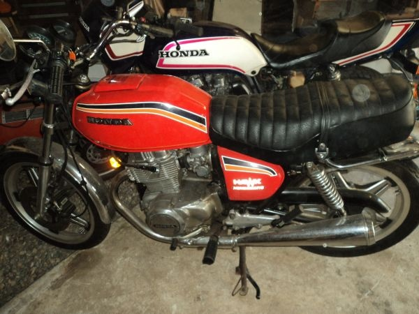 1978 HOnda Hawk T11 - $800 | Cheap Sacramento Craigslist ...