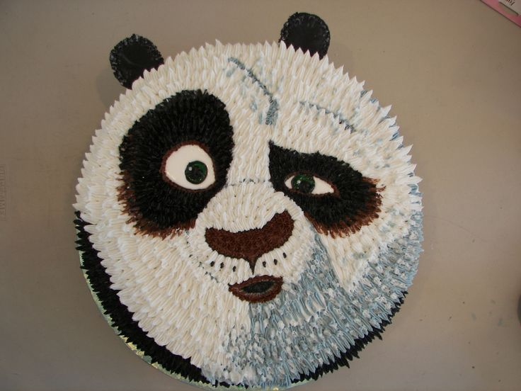 I really like looking at the creativity of people in cakes...i thought the Kung Fu Panda one was just too fun!