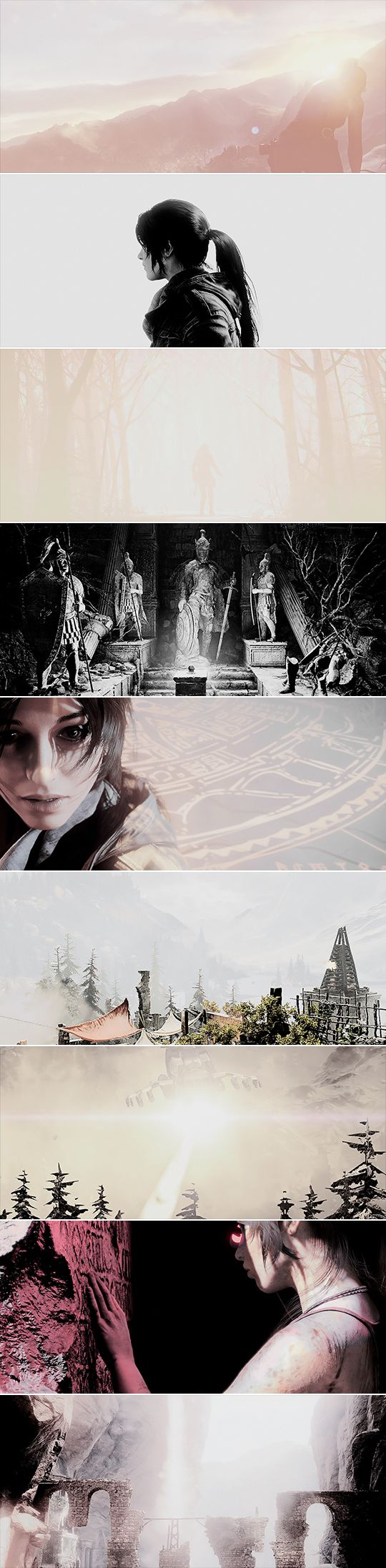 - y o u    d o n ' t    k n o w    h o w    f a r    i ' v e    c o m e . -             //                                             rise of the tomb raider (2015)