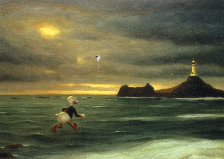 Kaj Stenvall - One doesn´t drown (2004)