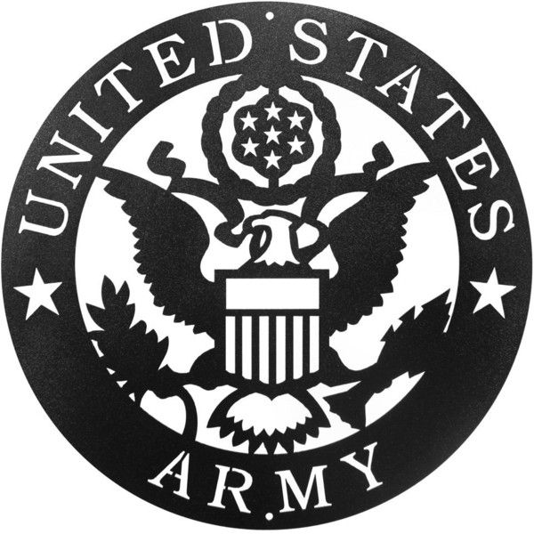 Hand Made Armed Services Us Army Military Scenic Art Wall Design New ($25) ❤ liked on Polyvore featuring home, home decor, wall art, grey, home & living, home décor, wall décor, wall hangings, grey wall art and handmade home decor