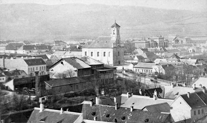 1865 körül. Krisztinaváros