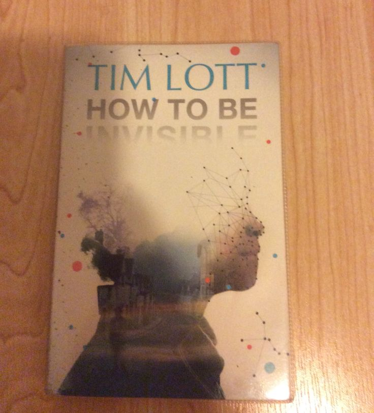 5. How To Be Invisible- Tim Lott It is about a boy called Nyman  who moves school and finds it it hard to fit in but 13 days after his 13th birthday Nyman learns how to be invisible. He soon learns that the bully his teacher and even his parents aren't always as they seem... I would rate this book 4 stars.