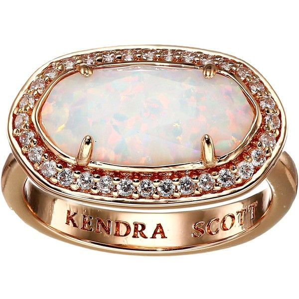 Kendra Scott Emmaline Ring ($65) ❤ liked on Polyvore featuring jewelry, rings…