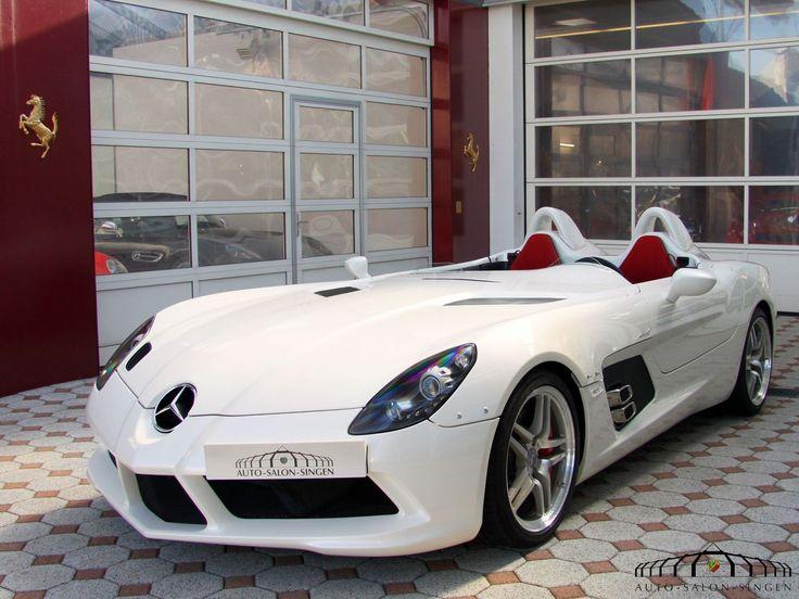 Mercedes-Benz SLR Stirling Moss Roadster - Auto Salon Singen