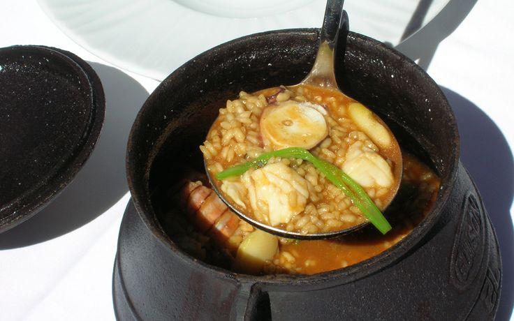 Nuestro arroz marinero. Valencia - Apicus