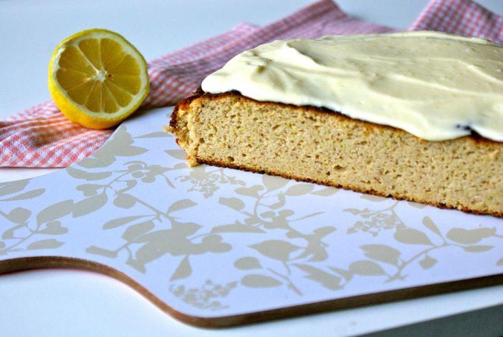 Low carb citronmåne – uden mælkeprodukter og nødder! :) - Low Carb Livsstil