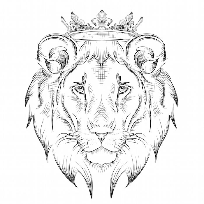 ▷ 1001 + cool lion tattoo ideas for inspiration