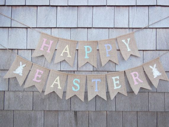 Hey, I found this really awesome Etsy listing at https://www.etsy.com/uk/listing/176358107/easter-decor-happy-easter-banner-easter
