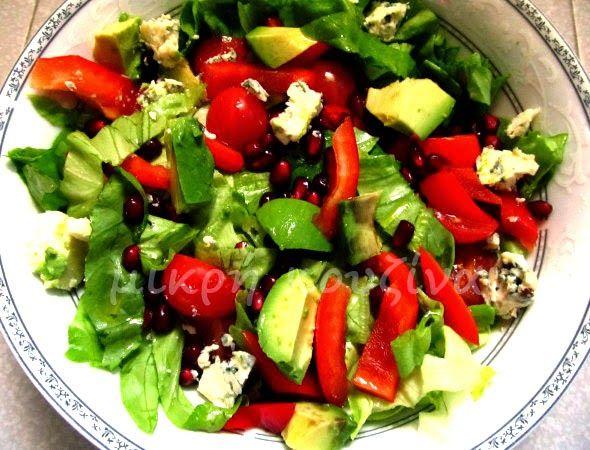 μικρή κουζίνα: Τι σαλάτα να φτιάξω το Πάσχα