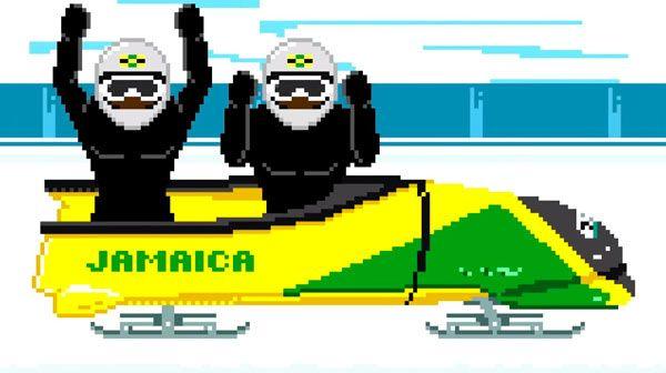 Jamaican Bobsled Team %u2014 Hear Their New Olympic�Song