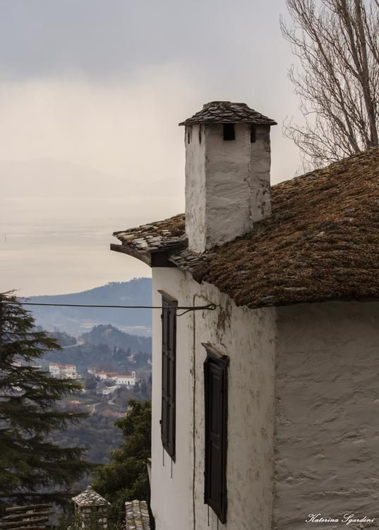 Traditional House-Mt.Pelion,Greece Photo by Katerina Sgardoni — National Geographic Your Shot