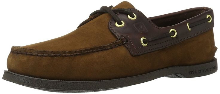 Sperry Top-Sider Men's A/O 2-Eye Shoes Brown