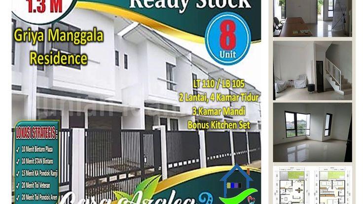 Rumah Mewah Murah 2017 Griya Menggala Residence   Nyaman Strategis   Dekat Kampus STAN   https://youtu.be/5rjXOu-hb64
