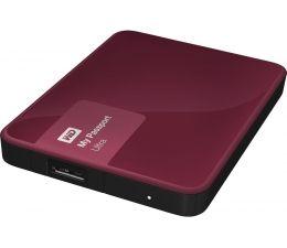 WD My Passport Ultra 2TB berry USB 3.0 (WDBBKD0020BBY-EESN)