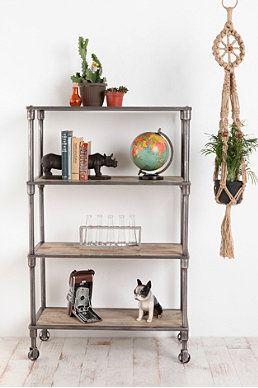 Heritage Bookshelf - urbanoutfitters.com