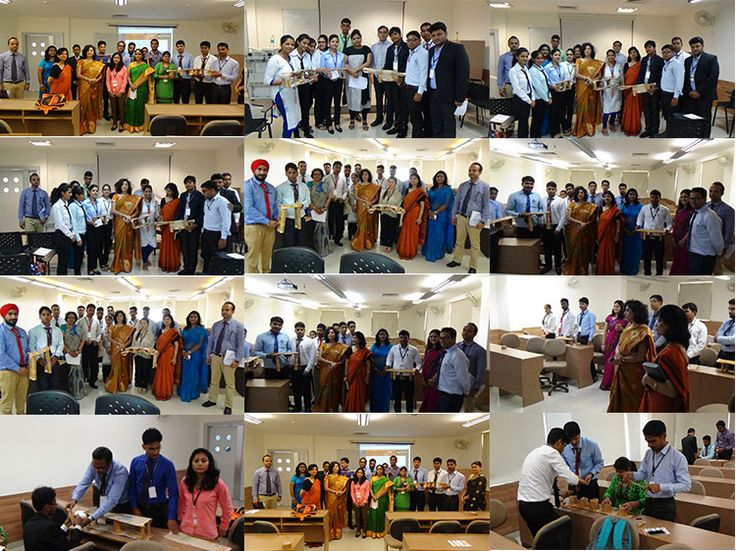 session @GLBIMR Induction Programme  2016-18 Induction Programme  On the occasion of Induction programme of our new batch of PGDM, GLBIMR conducted the Management Game for PGDM Batch 2016-2018 on July 9, 2016.