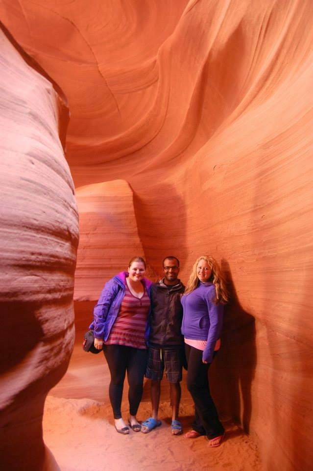 Touring Antelope Canyon in Arizona