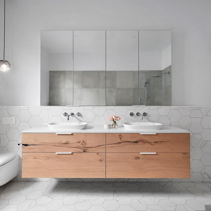 This Bathroom Is Epitome Of Refined Industrial Elegance